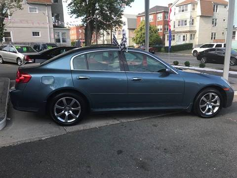 2005 Infiniti G35 for sale in Hartford CT