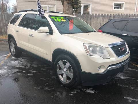 2010 GMC Acadia for sale in Hartford, CT