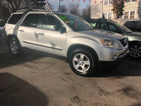 2009 GMC Acadia for sale in Hartford, CT