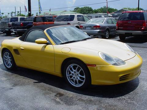 2004 Porsche Boxster for sale in Sarasota, FL