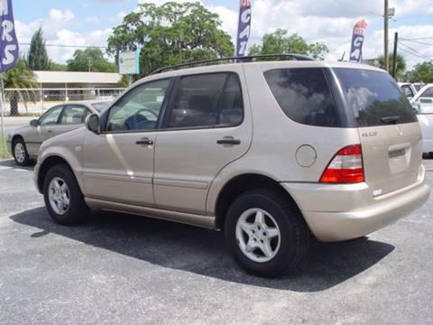 2001 Mercedes-Benz M-Class for sale in Sarasota, FL