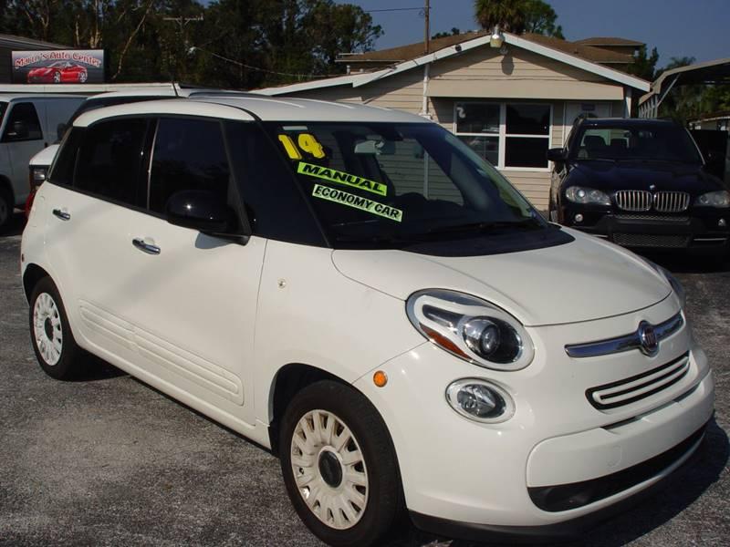 fiat 500l interior automatic. 2014 fiat 500l for sale at mariou0027s auto center in sarasota fl fiat 500l interior automatic