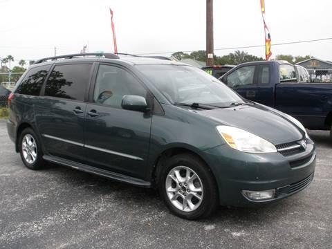 2004 Toyota Sienna for sale in Sarasota, FL