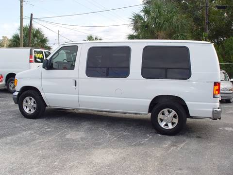 2006 Ford E 150 For Sale In Sarasota FL