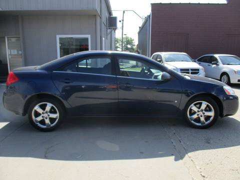 2008 Pontiac G6 for sale in Newton, IA