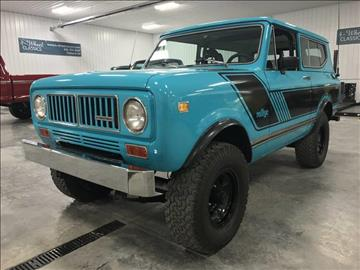 1973 International Scout for sale in Holland, MI