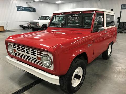 1966 Ford Bronco for sale in Holland, MI