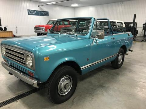 1972 International Scout for sale in Holland, MI