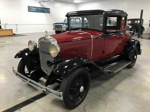 1930 Ford Model A for sale in Holland, MI