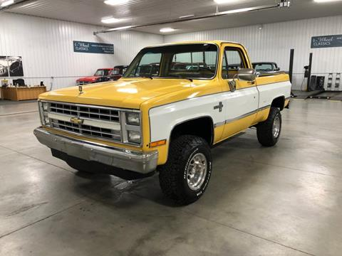 1983 GMC C/K 1500 Series for sale in Holland, MI