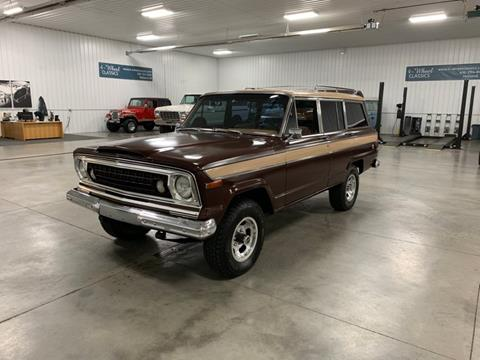 1977 Jeep Wagoneer for sale in Holland, MI