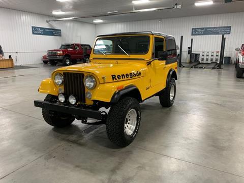 1976 Jeep CJ-7 for sale in Holland, MI