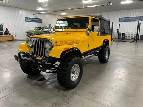 1983 Jeep Scrambler for sale in Holland, MI