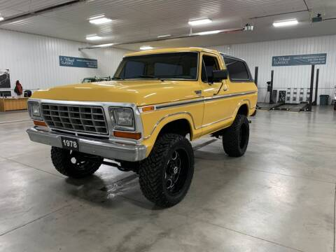 Used Ford Bronco >> 1978 Ford Bronco For Sale In Holland Mi