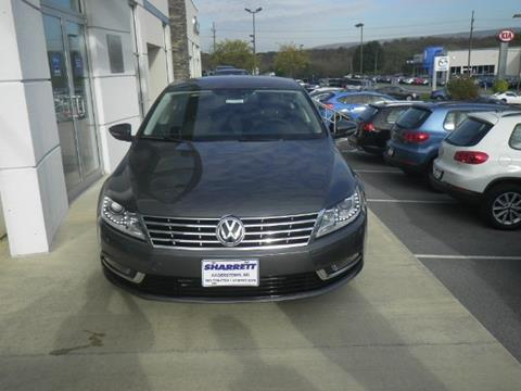 2017 Volkswagen CC for sale in Hagerstown MD