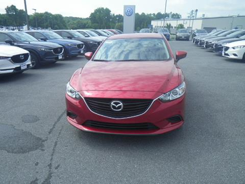 2017 Mazda MAZDA6 for sale in Hagerstown MD