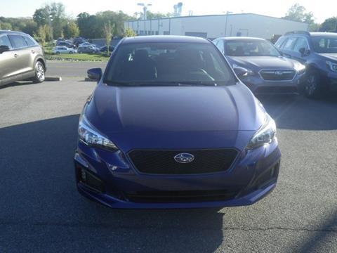 2018 Subaru Impreza for sale in Hagerstown MD