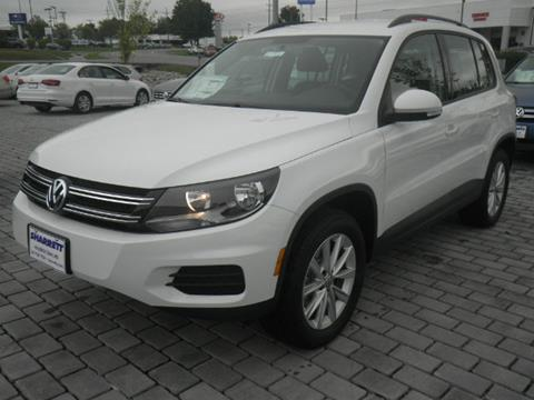 2017 Volkswagen Tiguan Limited for sale in Hagerstown MD