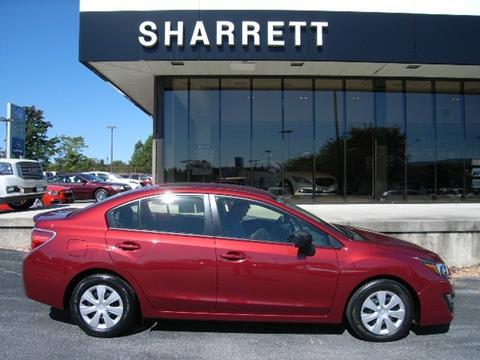 2016 Subaru Impreza for sale in Hagerstown MD