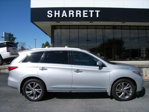 2013 Infiniti JX35 for sale in Hagerstown, MD
