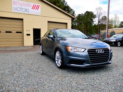 2015 Audi A3 for sale in Cary NC