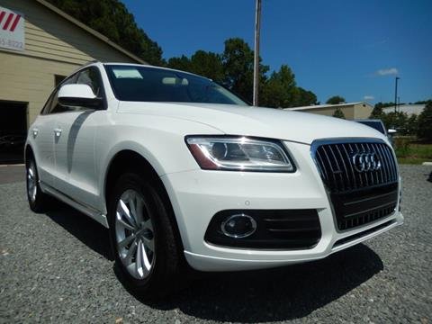 2013 Audi Q5 for sale in Cary NC