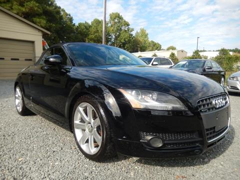 2009 Audi TT for sale in Cary, NC