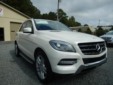 2014 Mercedes-Benz M-Class for sale in Cary, NC