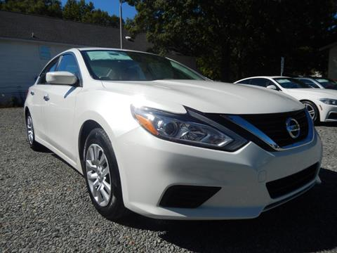 2016 Nissan Altima for sale in Cary, NC