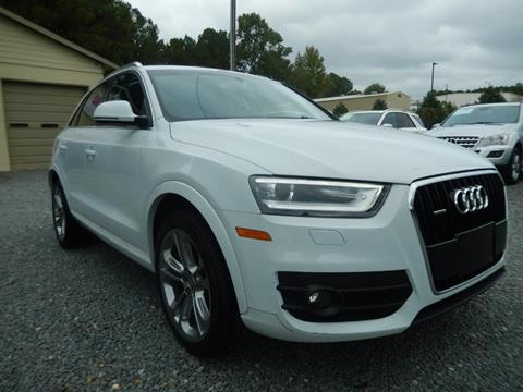 2015 Audi Q3 for sale in Cary, NC