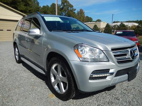 2012 Mercedes-Benz GL-Class for sale in Cary NC