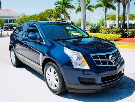 2010 Cadillac SRX for sale in Cape Coral, FL