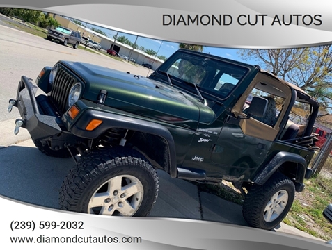 1998 Jeep Wrangler for sale in Cape Coral, FL
