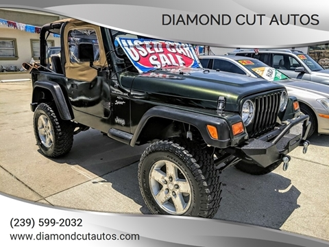 1998 Jeep Wrangler for sale in Fort Myers, FL