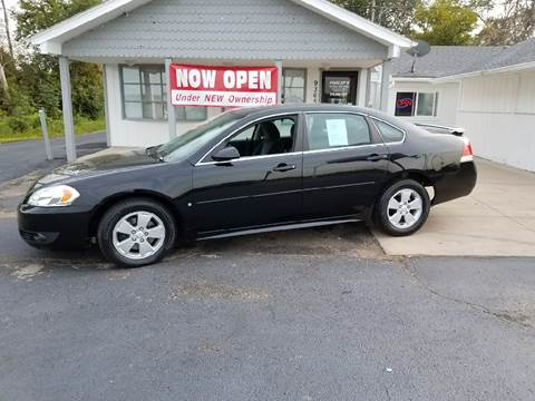 2010 Chevrolet Impala for sale in Frankfort, IL