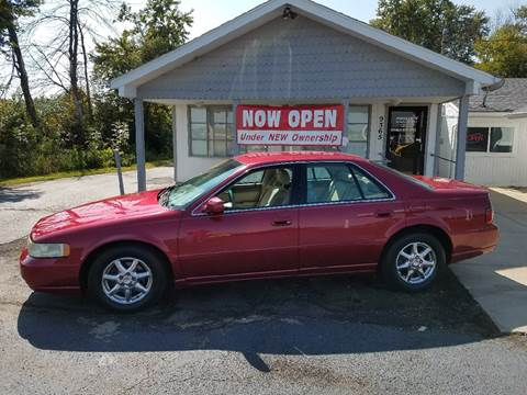 2001 Cadillac Seville for sale in Frankfort, IL
