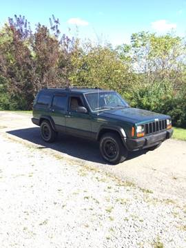 2001 Jeep Cherokee for sale in Latrobe, PA