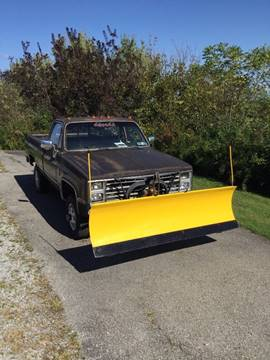 1986 Chevrolet C/K 30 Series for sale in Latrobe PA