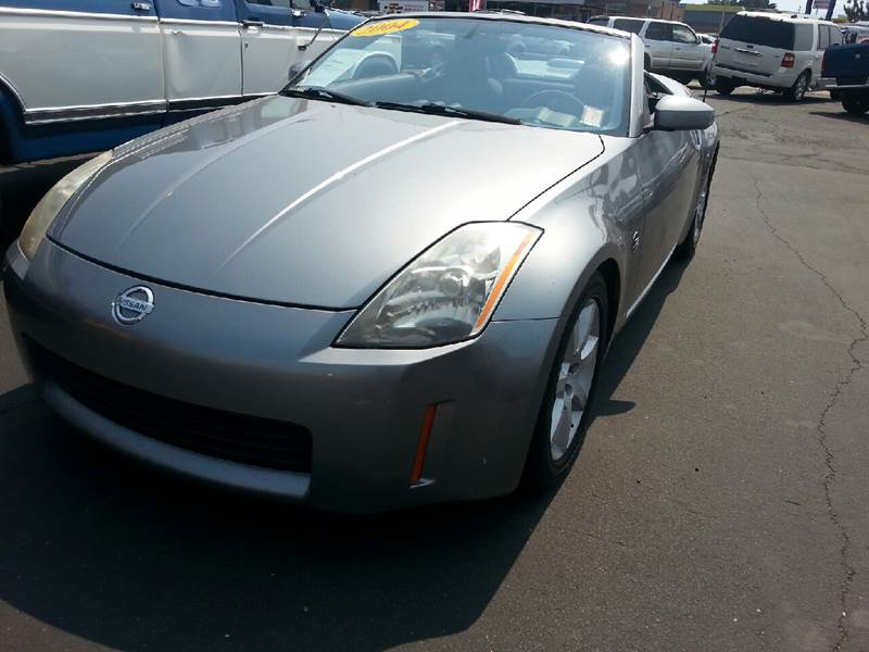 2004 Nissan 350Z For Sale At Schroeder Auto Wholesale In Medford OR