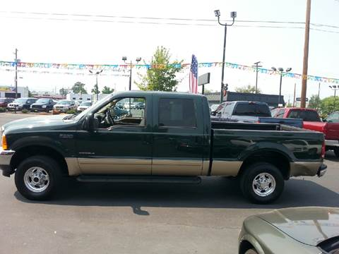 2001 Ford F-250 Super Duty for sale at Schroeder Auto Wholesale in Medford OR