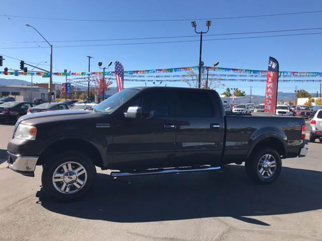 2007 Ford F-150 for sale at Schroeder Auto Wholesale in Medford OR