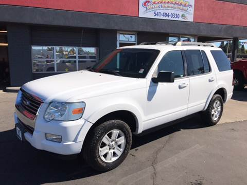 2010 Ford Explorer for sale at Schroeder Auto Wholesale in Medford OR