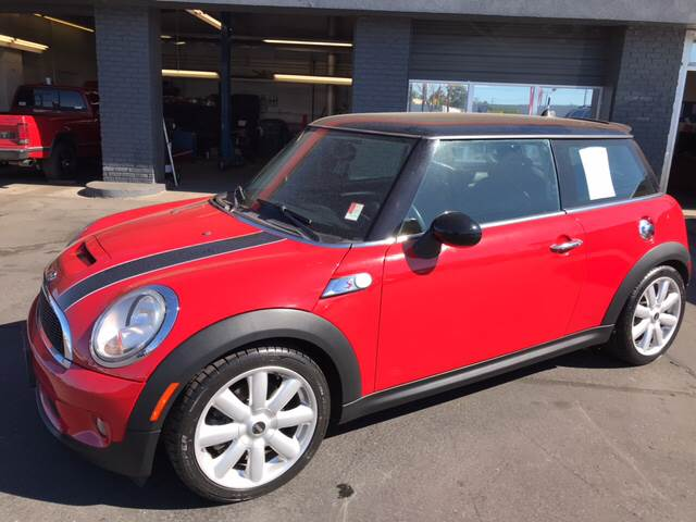 2008 MINI Cooper for sale at Schroeder Auto Wholesale in Medford OR