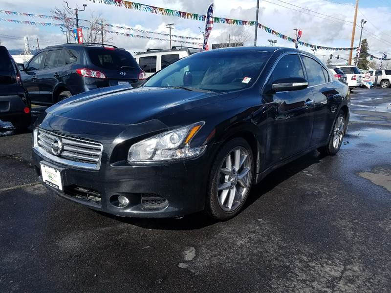 2010 Nissan Maxima For Sale At Schroeder Auto Wholesale In Medford OR