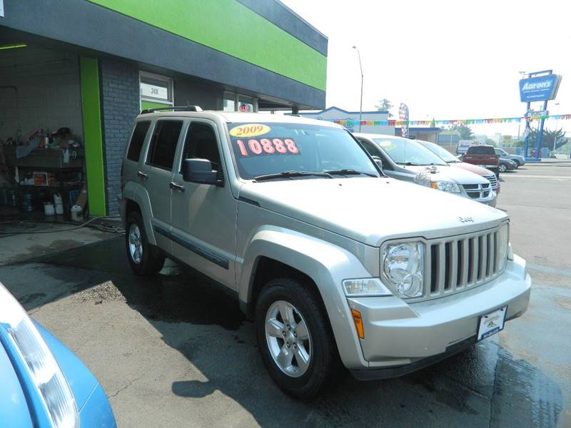 2009 Jeep Liberty For Sale At Schroeder Auto Wholesale In Medford OR