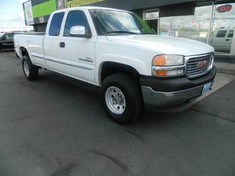 2001 GMC Sierra 2500HD for sale in Medford, OR