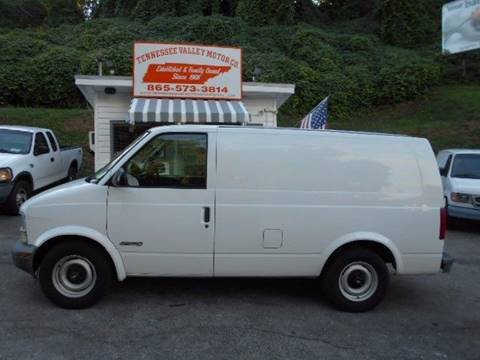 2000 Chevrolet Astro Cargo for sale in Knoxville, TN
