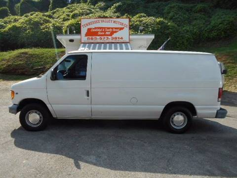2000 Ford E-150 for sale in Knoxville, TN