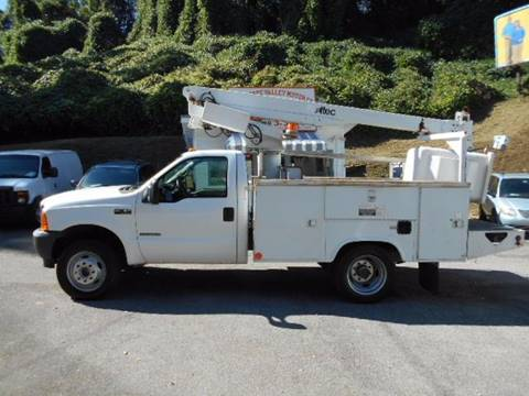 2002 Ford F-450 for sale in Knoxville, TN