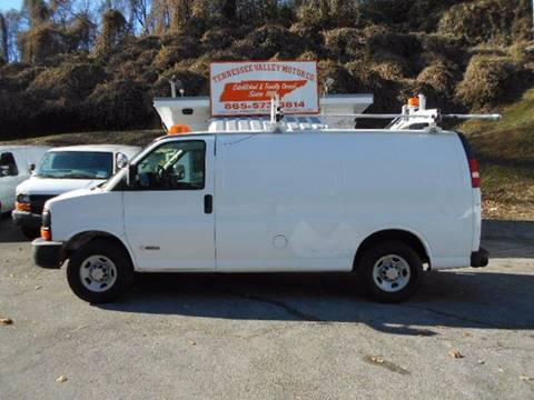 2006 Chevrolet Express Cargo For Sale In Knoxville TN